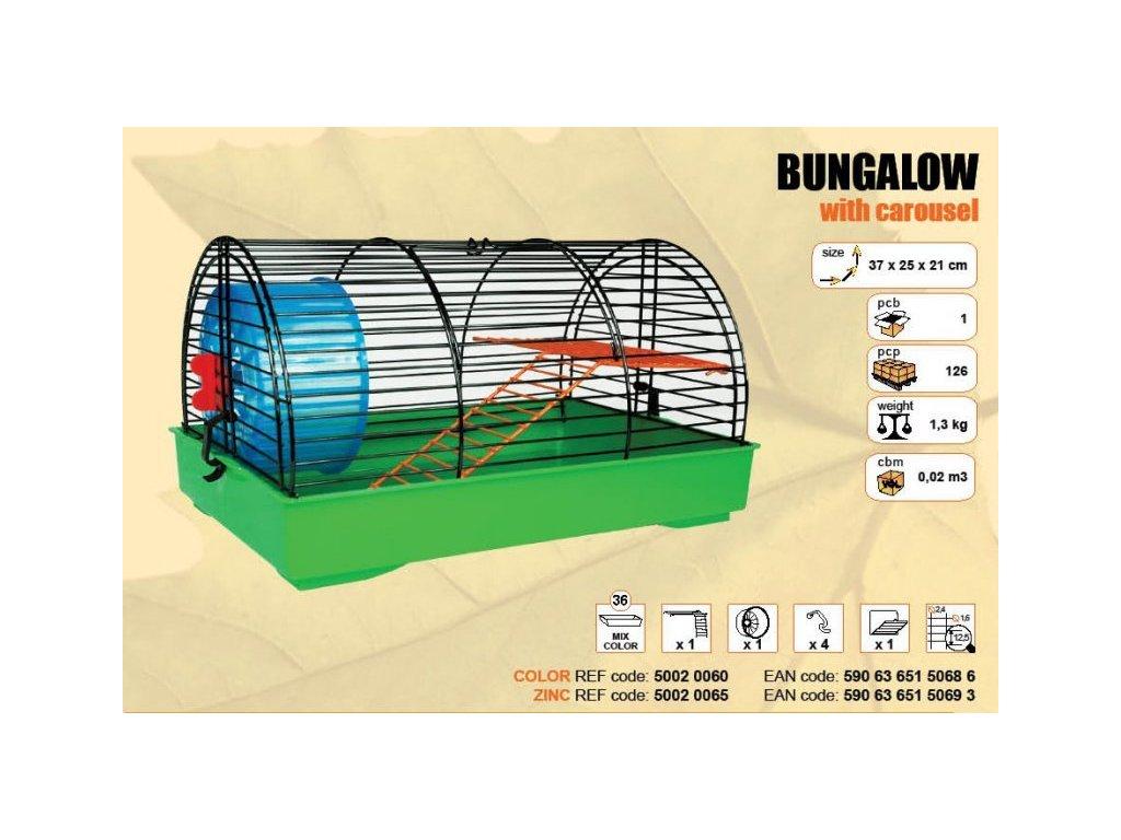 Klec BUNGALOW 370x250x210mm