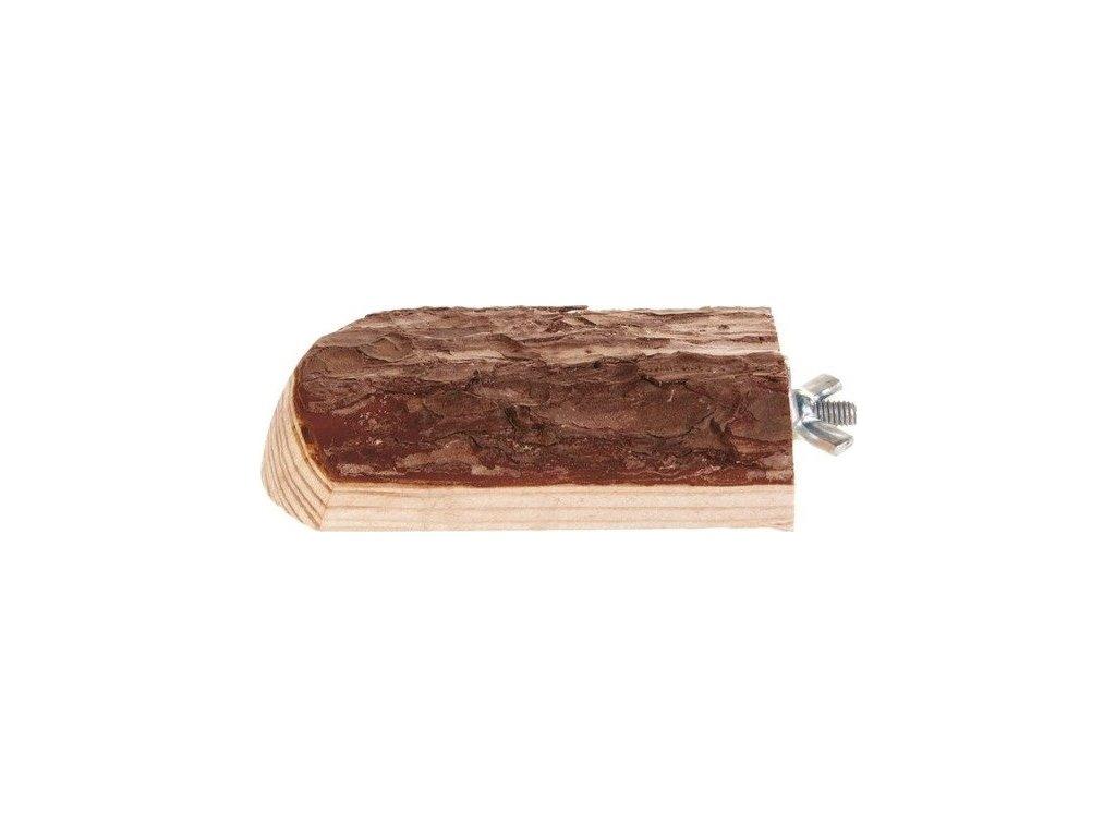 Dřevěný kmen k uchycení do klece 7x10cm TRIXIE