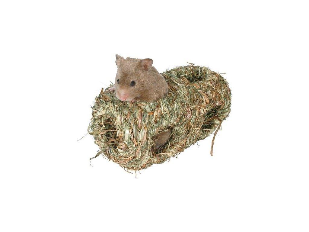 Pelíšek - travní hnízdo, VÍCE OTVORŮ 10x19cm TRIXIE