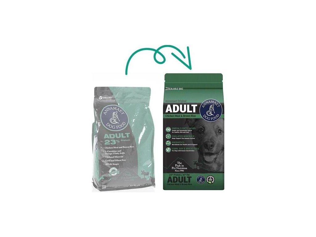 Annamaet ADULT 23% 6,81 kg (15lb)