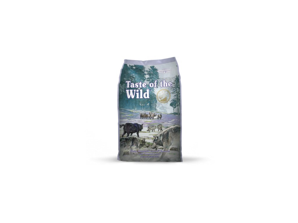 Taste of the Wild Sierra Mtn. Canine 2x12,2kg
