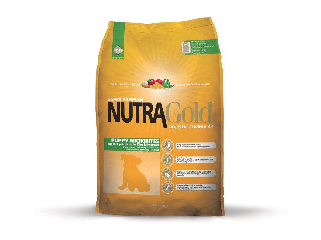Nutra Gold Puppy Micro Bite 3kg