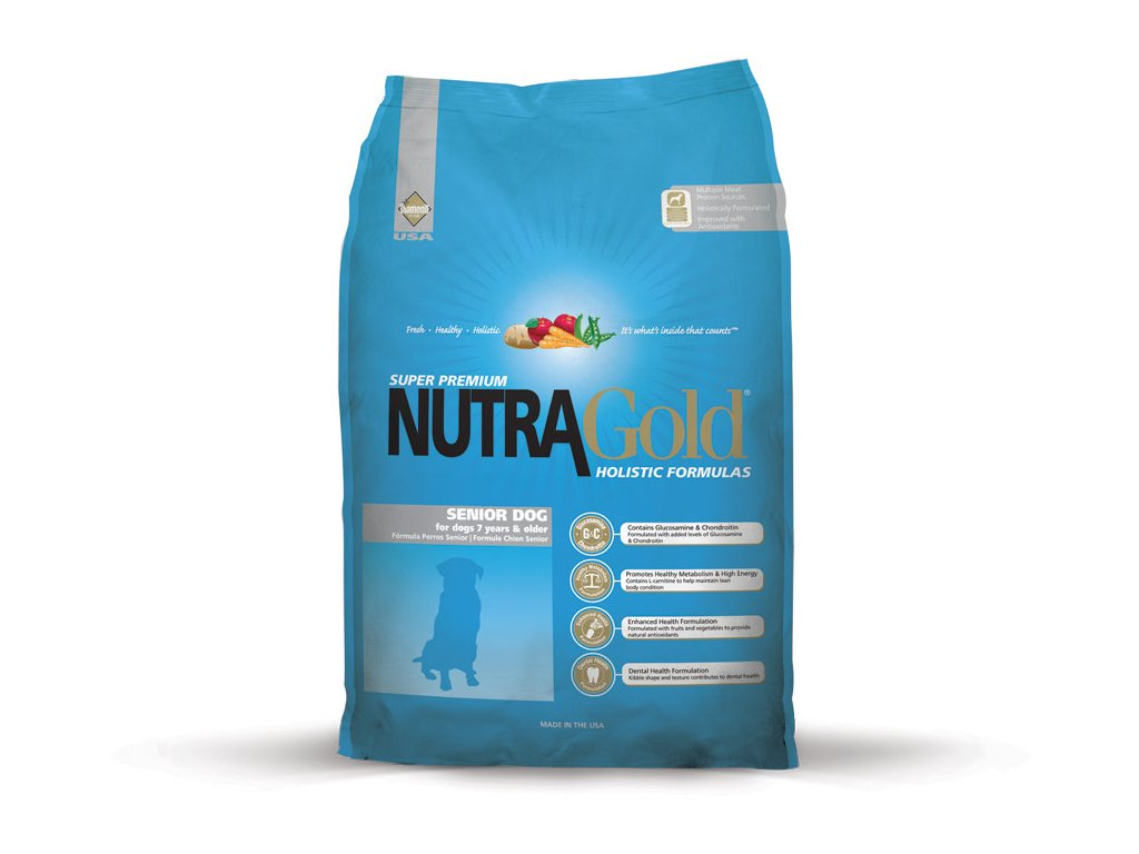 Nutra GoldSenior Dog 15kg