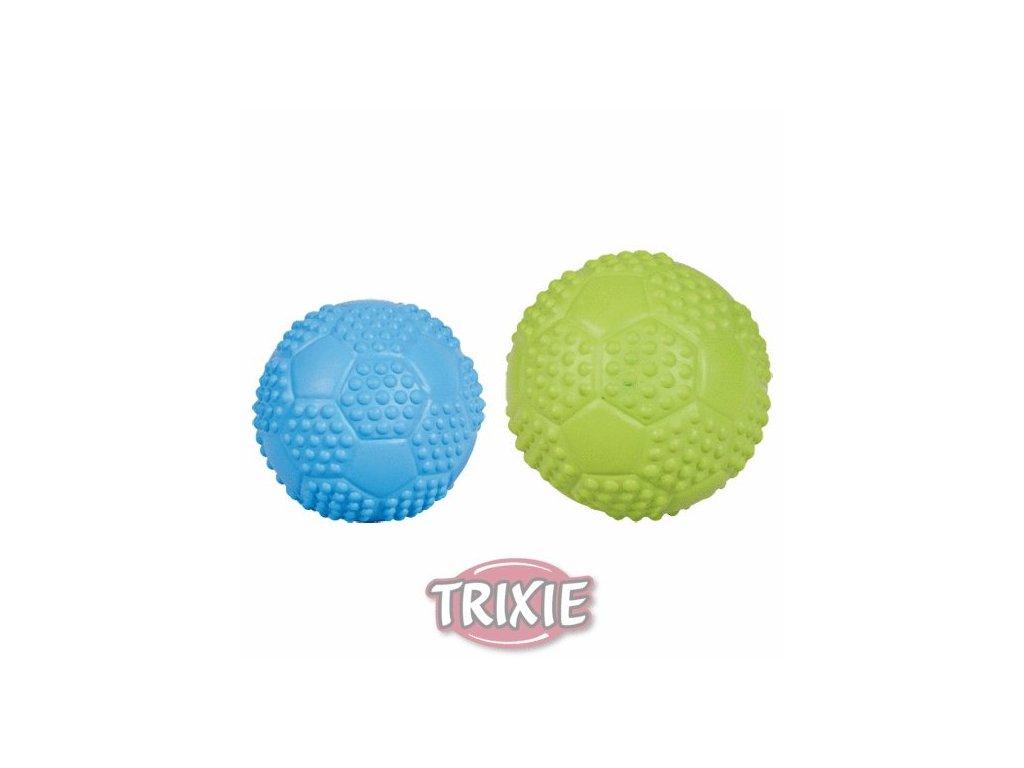 TRIXIE Sportovní míč z tvrdé gumy se zvukem 7 cm