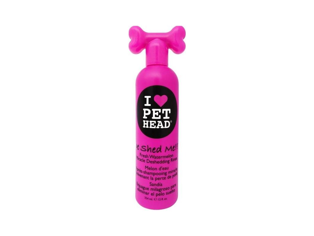 Pet Head kondicioner dog De Shed Me 354 ml