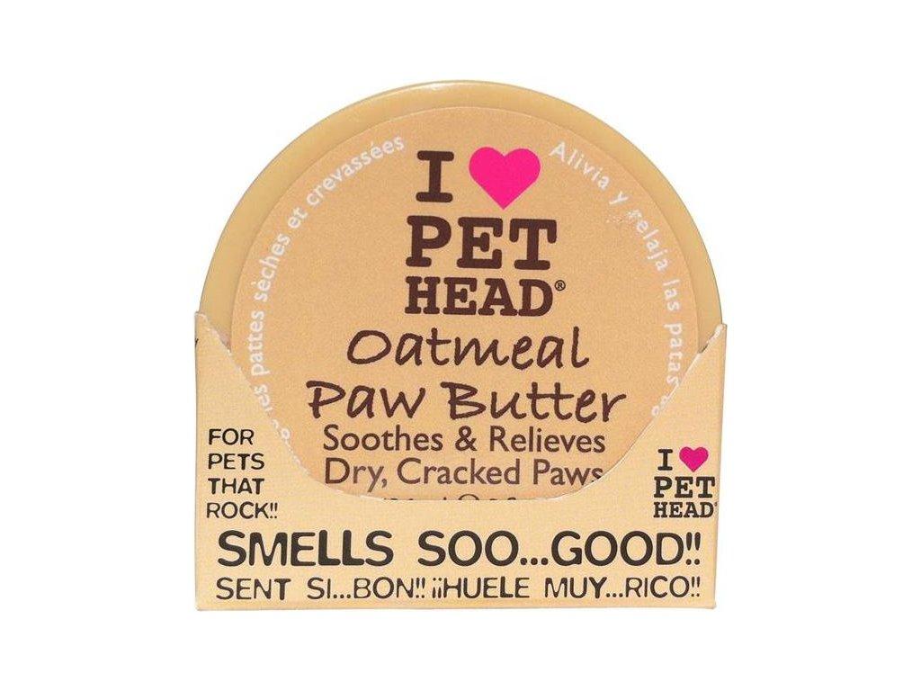 Pet Head krém na tlapky dog Oatmeal Paw Butter 1 ks