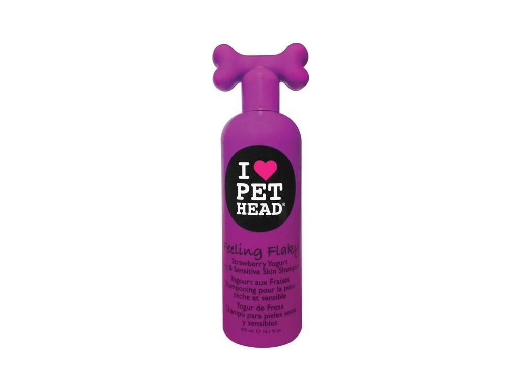 Pet Head šampon dog Feeling Flaky 475 ml