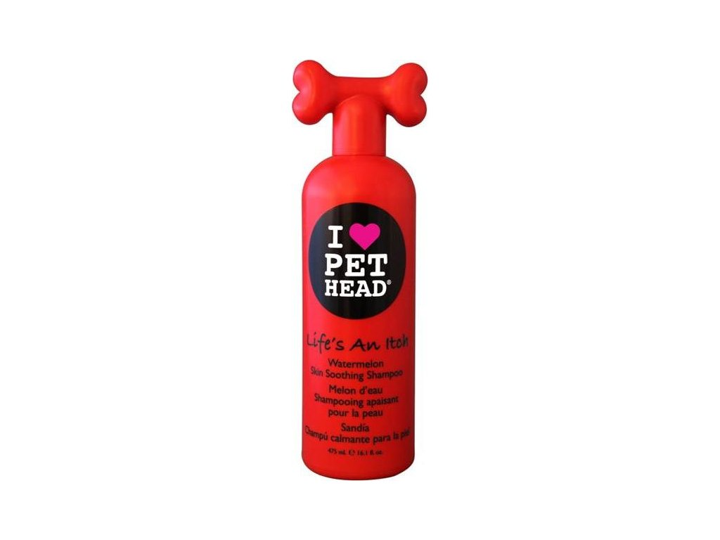 Pet Head šampon dog Life's An Itch-zklidňující 475 ml
