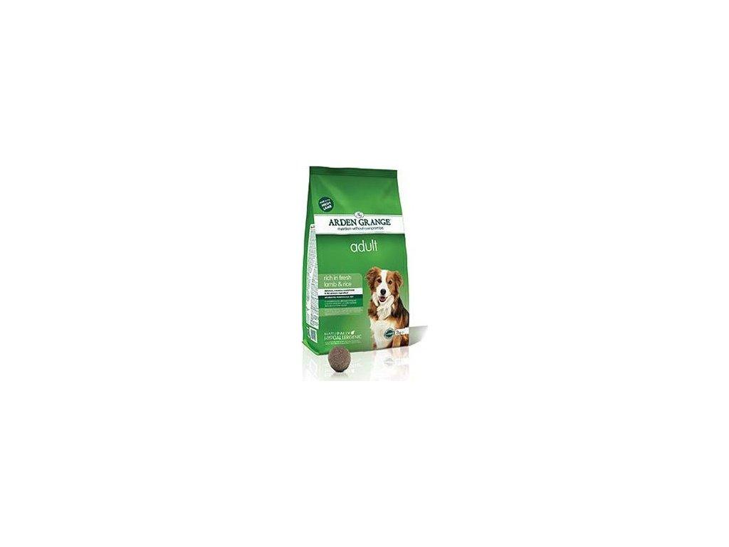 Arden Grange Dog Adult Lamb 12kg
