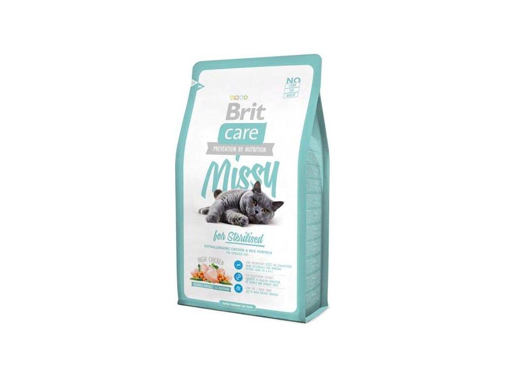 Brit Care Cat Missy for Sterilised 0,4 kg