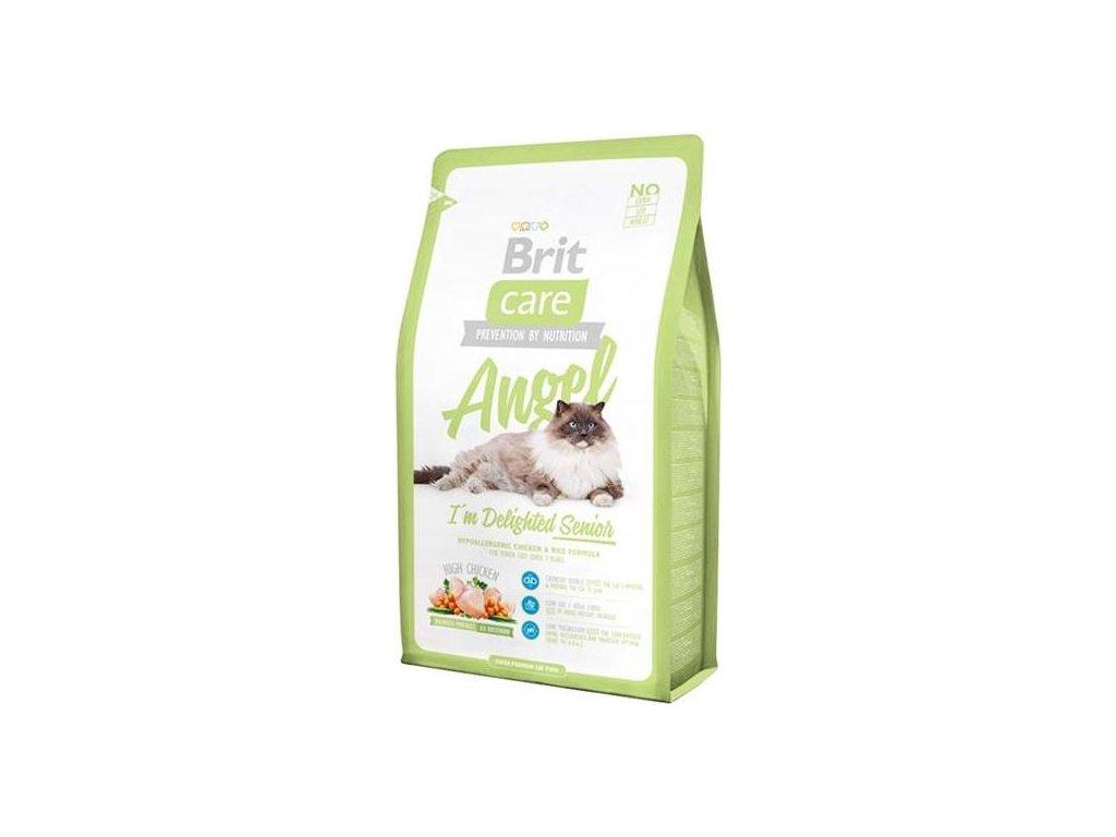 Brit Care Cat Angel I´m Delighted Senior 2 kg