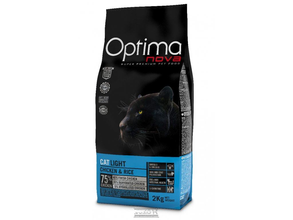 Visán OPTIMA nova CAT LIGHT 8kg