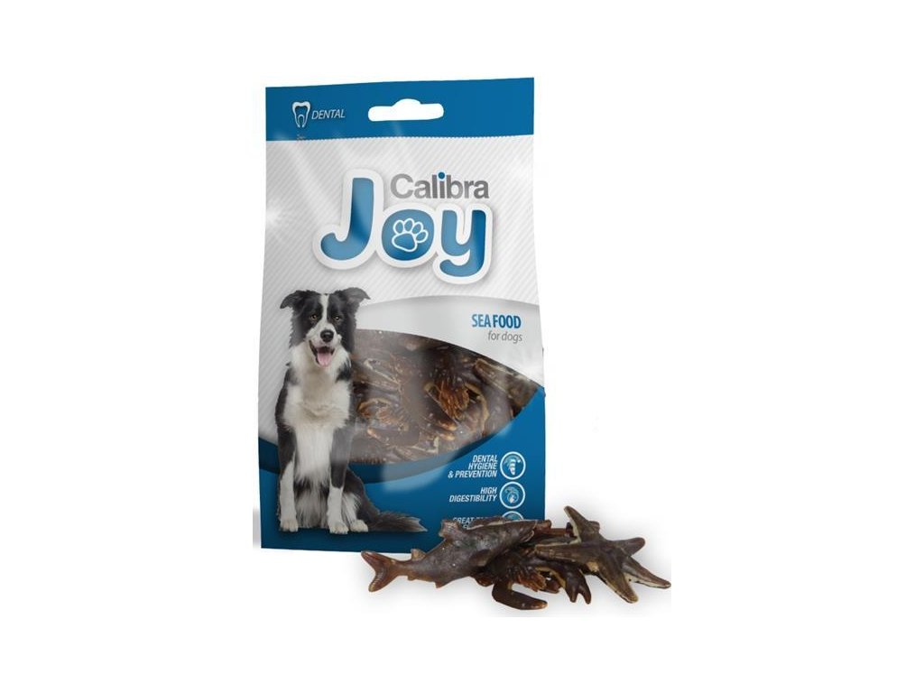 Calibra Dog Joy Sea Food 70g