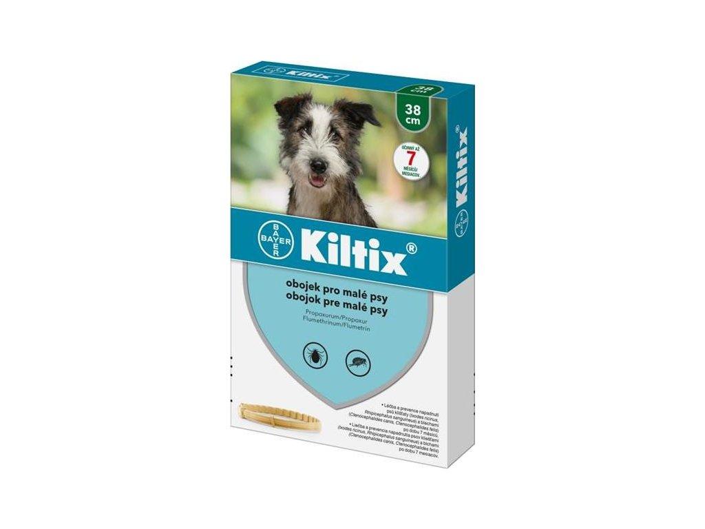 Kiltix 38 obojek (malý pes)