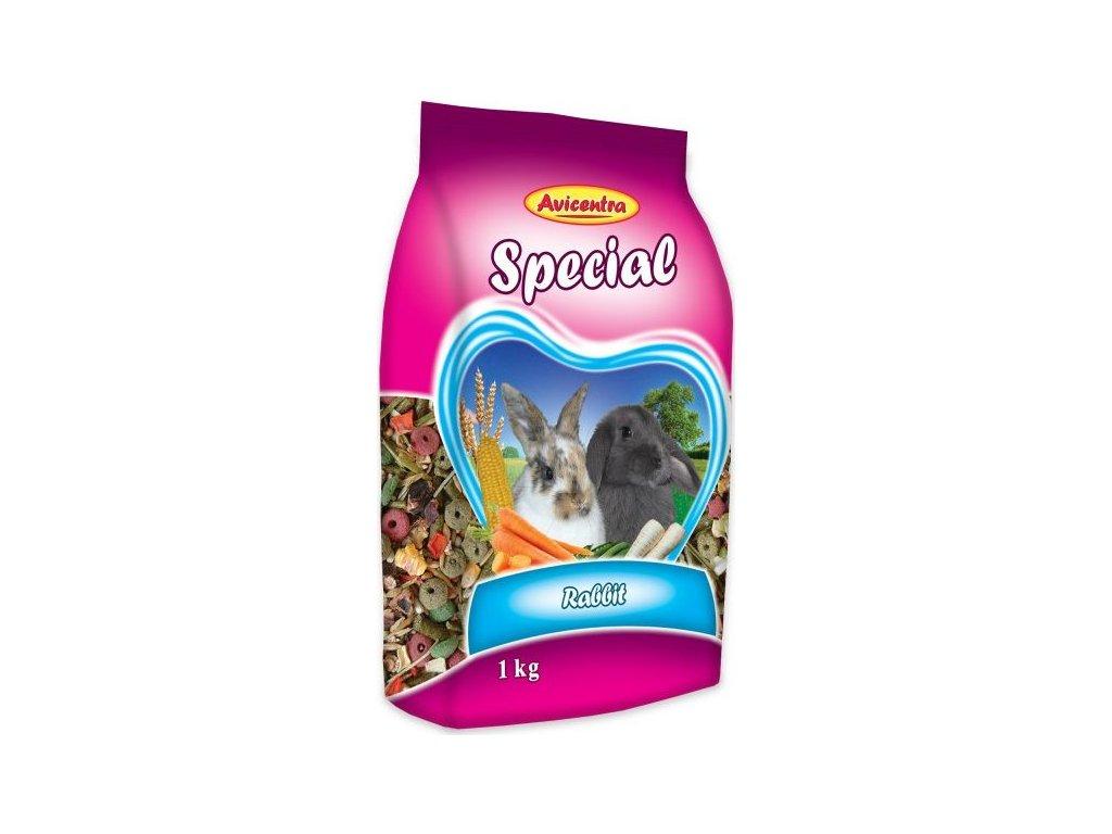 AVICENTRA SPECIÁL králík 1kg
