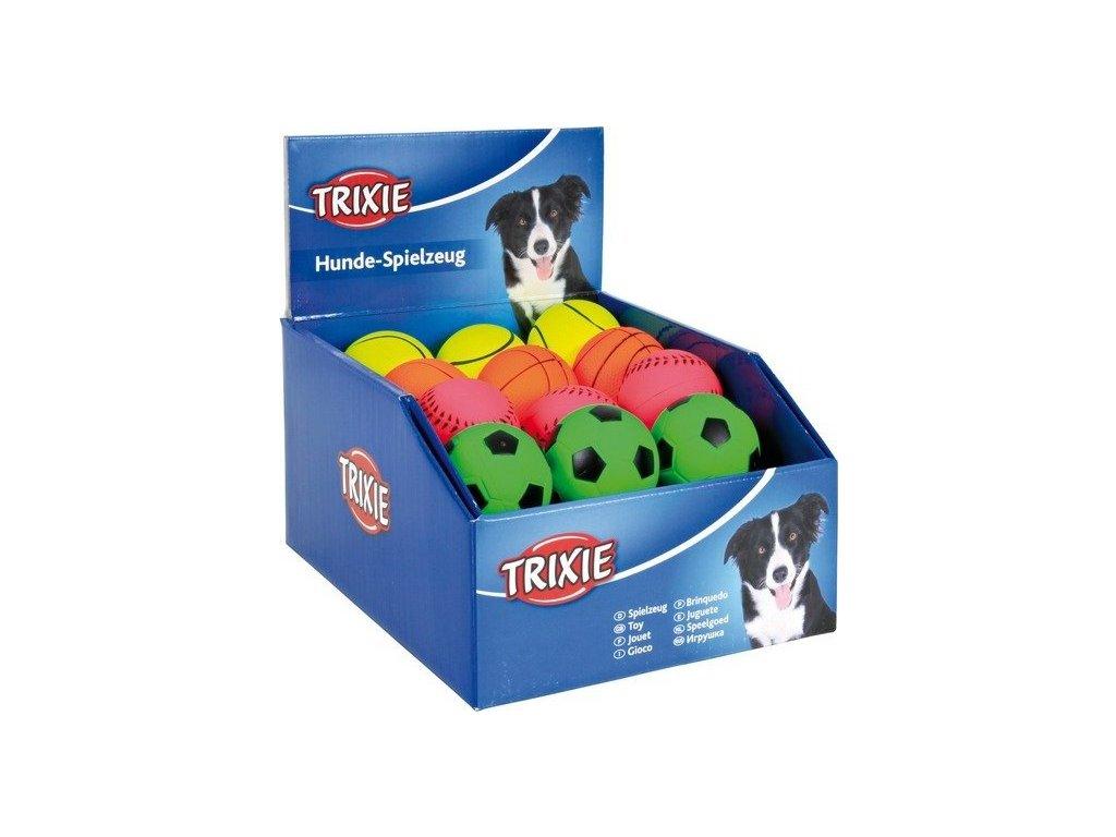 Neónový míček malý 4cm TRIXIE /volný/
