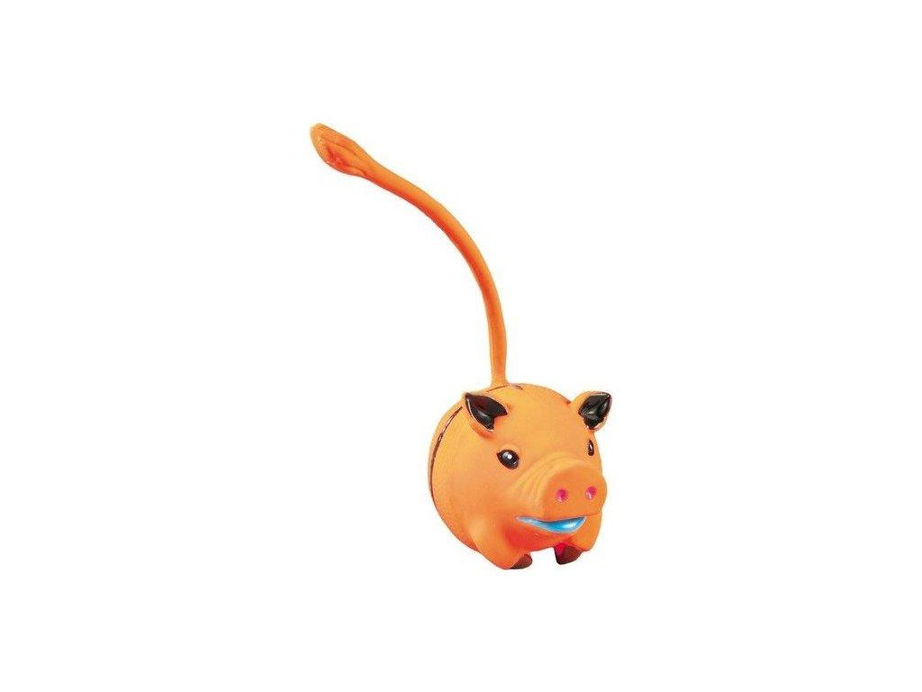 Latexová zvířátka s ocáskem 6 cm (15ks/bal.)
