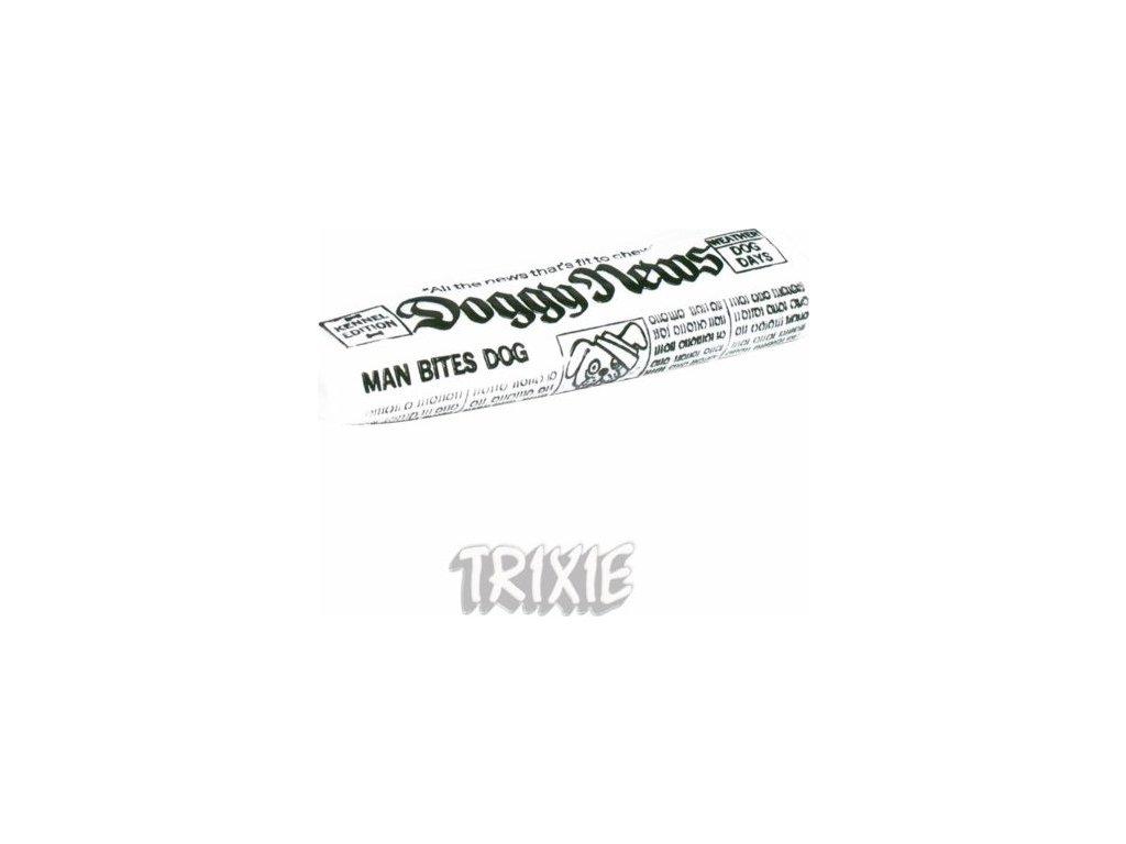 Noviny Doggy News vinyl 18 cm