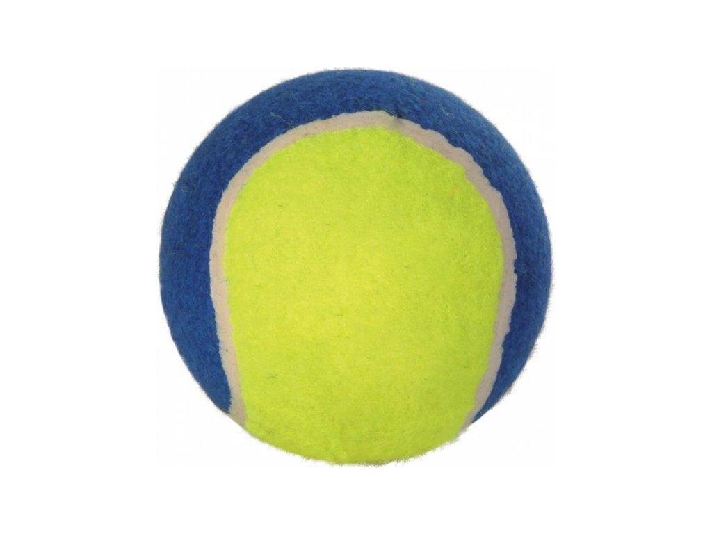 Tenisový míč barevný 10cm