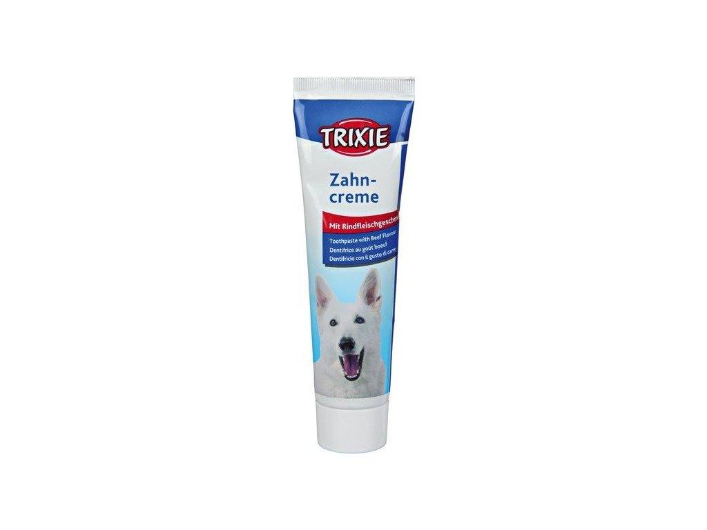 Zubní pasta pro psy s hovězí příchutí 100 g TRIXIE