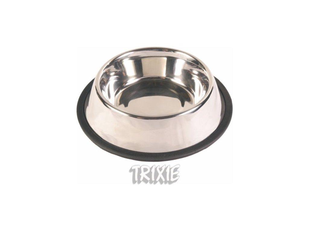 Miska nerez s gumou 0,45l/14cm
