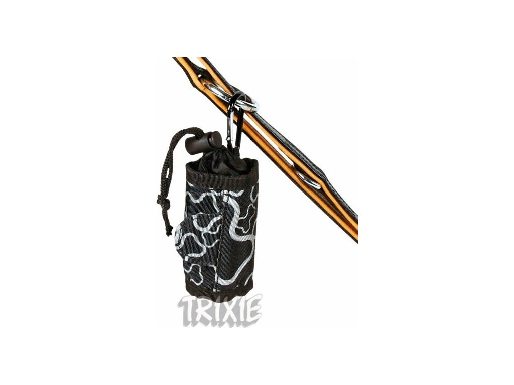 Nylonový zásobník + sáčky na trus M 2x rola á 20sáčků TRIXIE