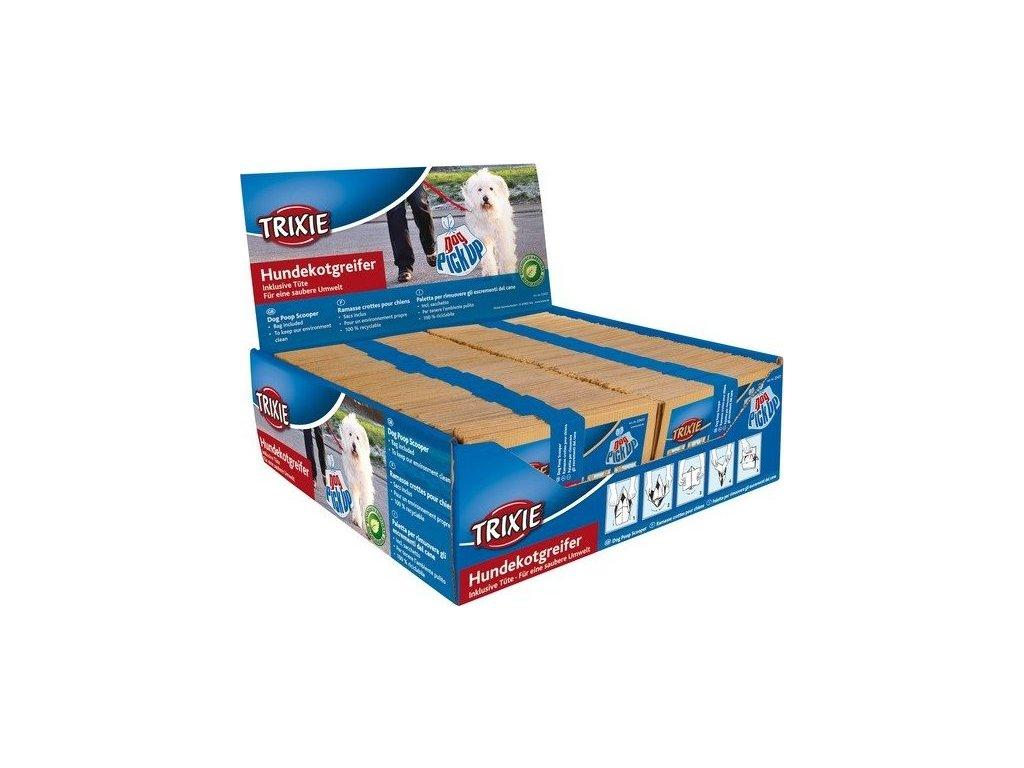 Papírové sáčky na trus (10ks)