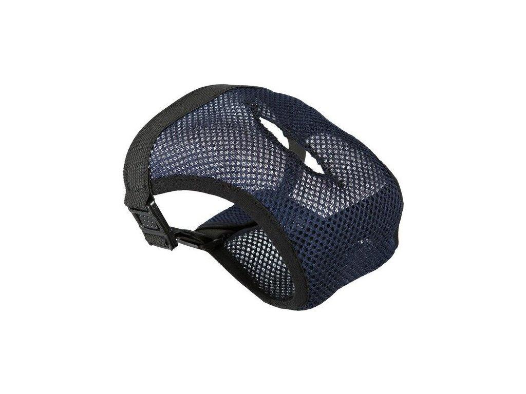 Ochranné hárací kalhotky, tmavě modrá síťovina M 40-50 cm