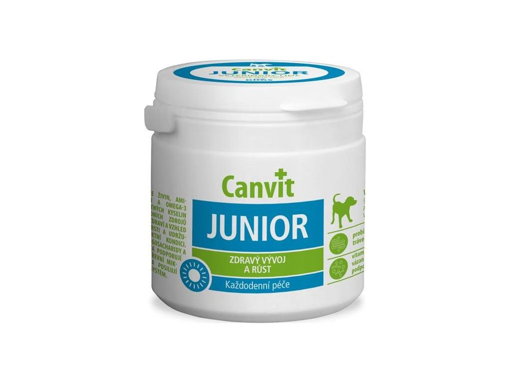 Canvit Junior 100g