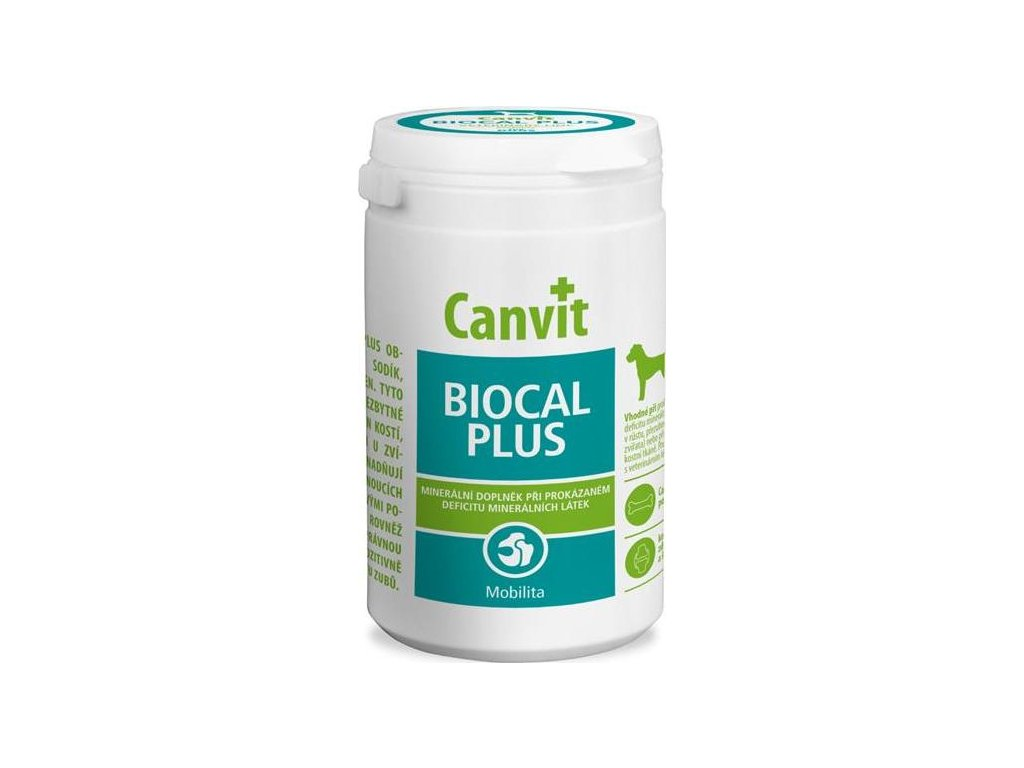 Canvit Biocal PLUS 500g