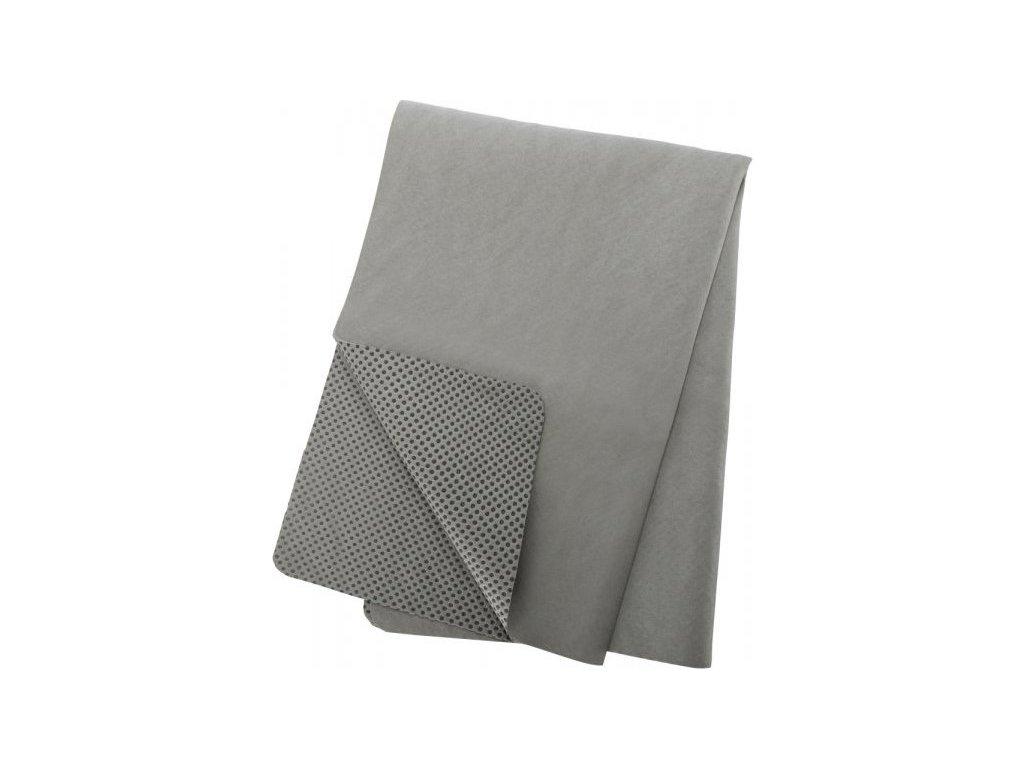 Ručník s vysokou absorbcí v plastovém obalu 66 x 43 cm modrý