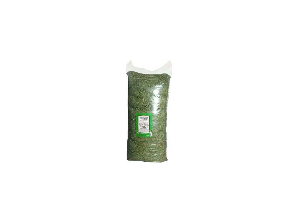 Limara seno prosévané s přísadou bylinek 5Kg/150l
