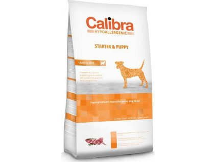 Calibra Dog HA Starter & Puppy Lamb NOVÝ 14 kg