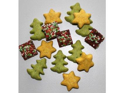 CHRISTMAS MIX - vánoční mix sušenek 1 kg