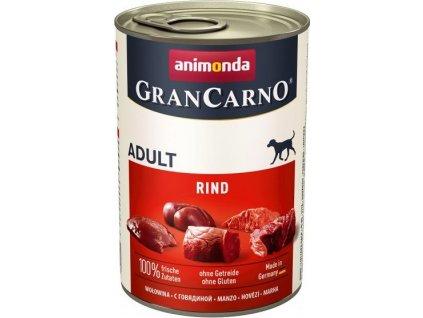 GRANCARNO Adult - hovězí 400g