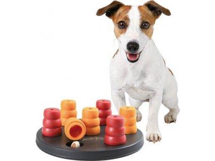 Dog Activity - MINI SOLITAIRE - kruh s kuželkami 20 cm