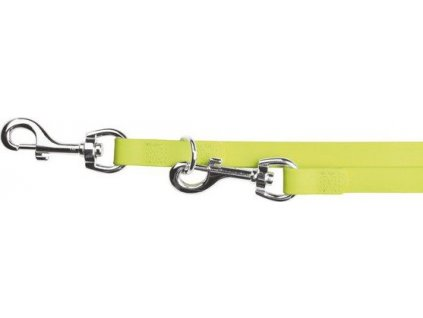Easy Life přepín.vodítko PVC S-XL 2,00 m/17 mm neon žluté
