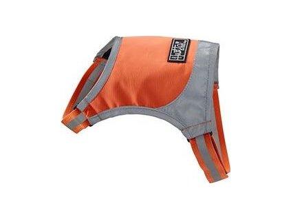 Vesta reflexní Hurtta Lifeguard Micro oranžová XS