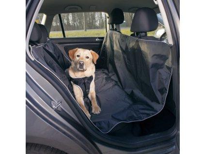 Autopotah na zadní sedadlo, černý 1,45 x 1,60 cm
