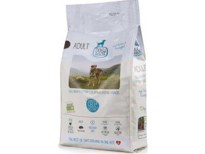 Dog's Health - kuřecí s bramborem 1,5 kg