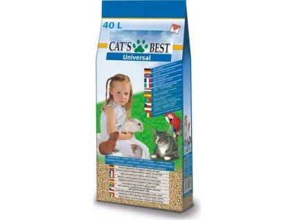 Cats Best UNIVERSAL 40 L / 22 kg - pelety