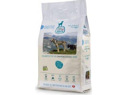 Dog's Health polovlhké krmivo pes jehně 1,5 kg