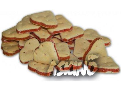 SANDWICH HEARTS - lepená srdíčka 1 kg