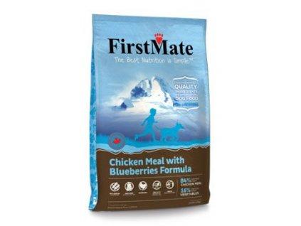 First Mate Dog Chicken& Blueberry  13kg