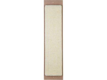 Škrábadlo nástěnné XL 17 x 70 cm - přírodní