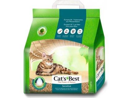 Cats Best SENSITIVE (GREEN POWER) 8 L/2,9 kg