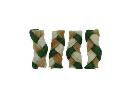 "Magnum Rawhide Small Braid 2,5"" green 40ks"