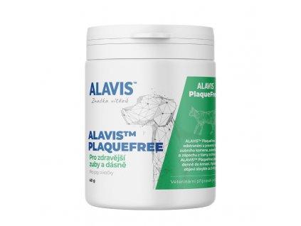Alavis Plaque Free pro psy a kočky plv 40g