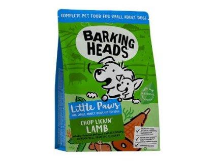BARKING HEADS Chop Lickin' Lamb (Small Breed) 4kg