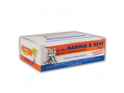 mr mix mangia bevi dogs